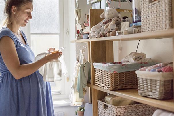 Coisas de bebê: lista de produtos essenciais