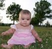 Saiba com quantos meses o bebê senta