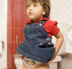 Ensinando a usar o banheiro: dicas passo a passo