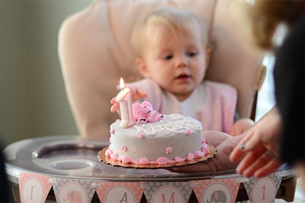 Cardápio para festa infantil de aniversário