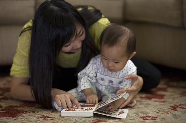 Como estimular um bebê de 6 meses