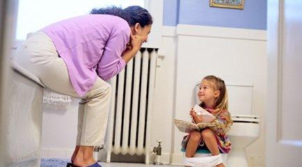 Quando seu filho deve começa a usar o vaso?