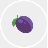 large plum