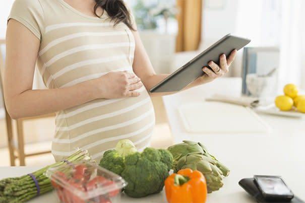 Dieta para gestante: comendo por dois na gravidez