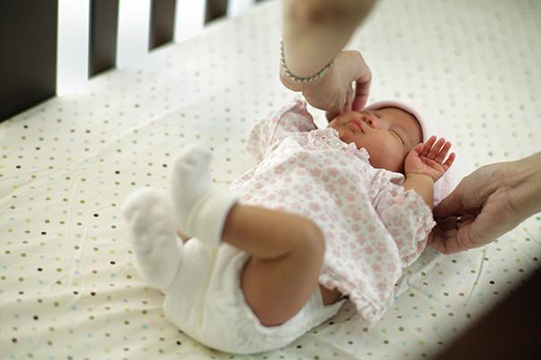 Escolhendo as fraldas descartáveis para seu Bebê