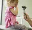 Consulta de rotina do bebê de 3 anos