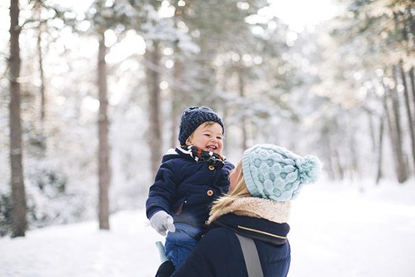 Ansiedade de separação entre a mãe e filho