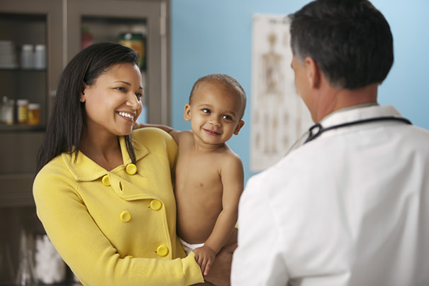 Escolhendo um médico pediatra para a sua gravidez
