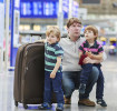 Dicas de como Viajar com crianças