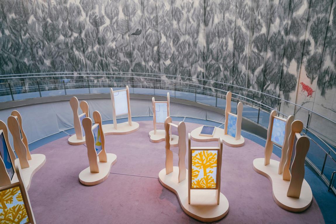 画像:exhibition