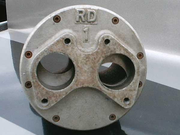 Rotary Throttle
