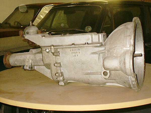 5 Speed Gearbox