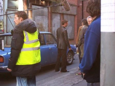DI Sam Tyler (John Simm) on stakeout in LOM