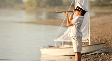 Kid Adventure Captain