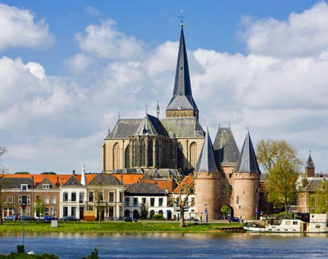 Kampen Overijssel Netherlands