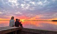 intro-sunset-fishing-europarcs-veluwemeer