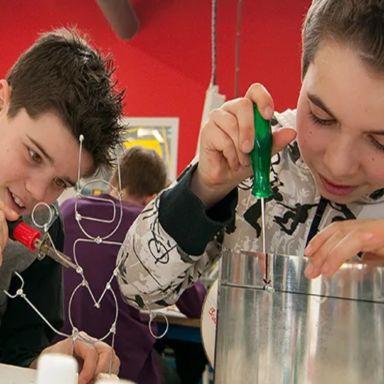science museum kids