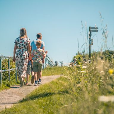 Intro-family in nature-EuroParcs-Limburg