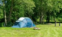 campground tent