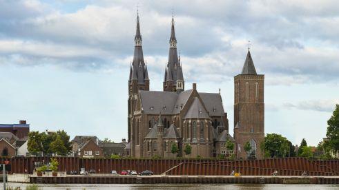 Cuijk Maas Sint-Martinuskerk
