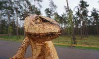 wood sculptures wije werelt