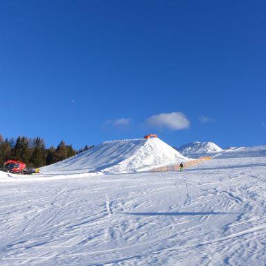 snowpark freestyle snow