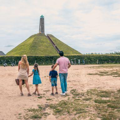 surroundings-pyramide-van-austerlitz-europars-de-utrechtse-heuvelrug