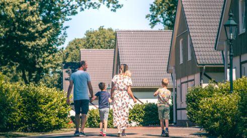 Family walking park-Europarcs-Limburg