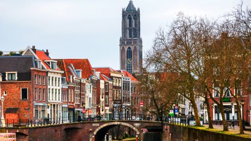 Utrecht shutterstock