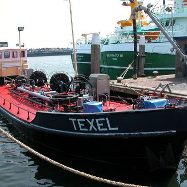 texel ship harbour
