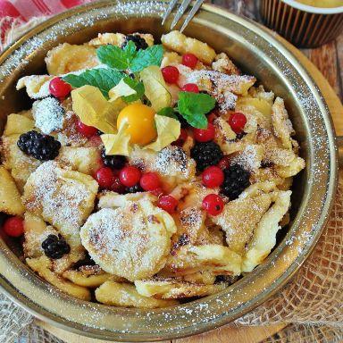 kaiserschmarrn food Austria