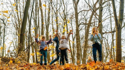 Autumn family 2