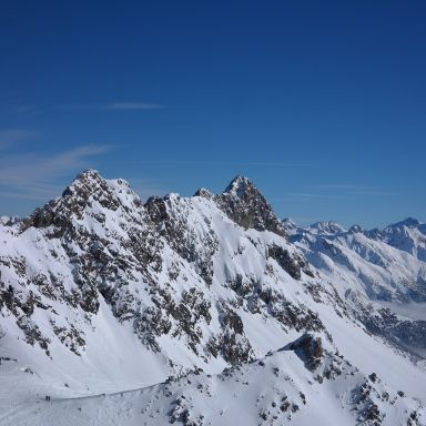 Arlberg winter