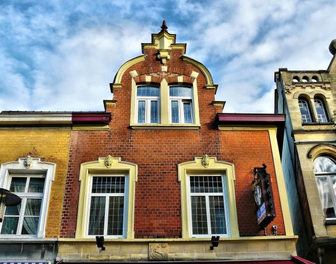 Architecture Valkenburg