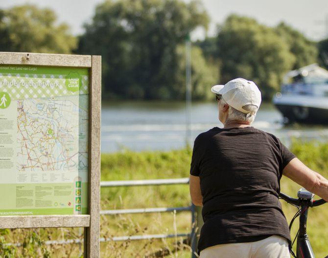 Land van Cuijk Maasheggen bike tour