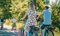 Family cycling-Europarcs-Limburg