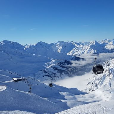 St. Anton ski area