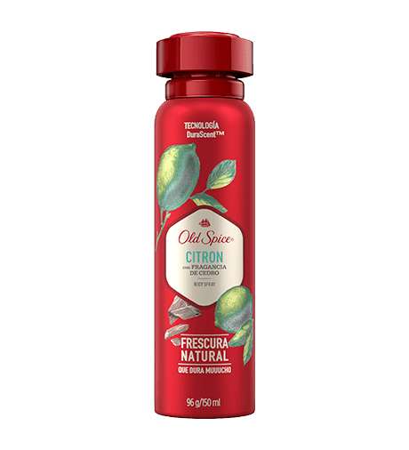 Spray Desodorante Citron Primary Image