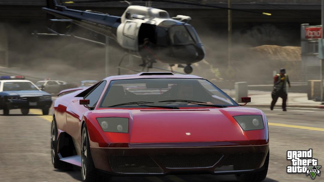 Samochód GTA V