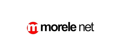 Logo sklepu internetowego morele.net