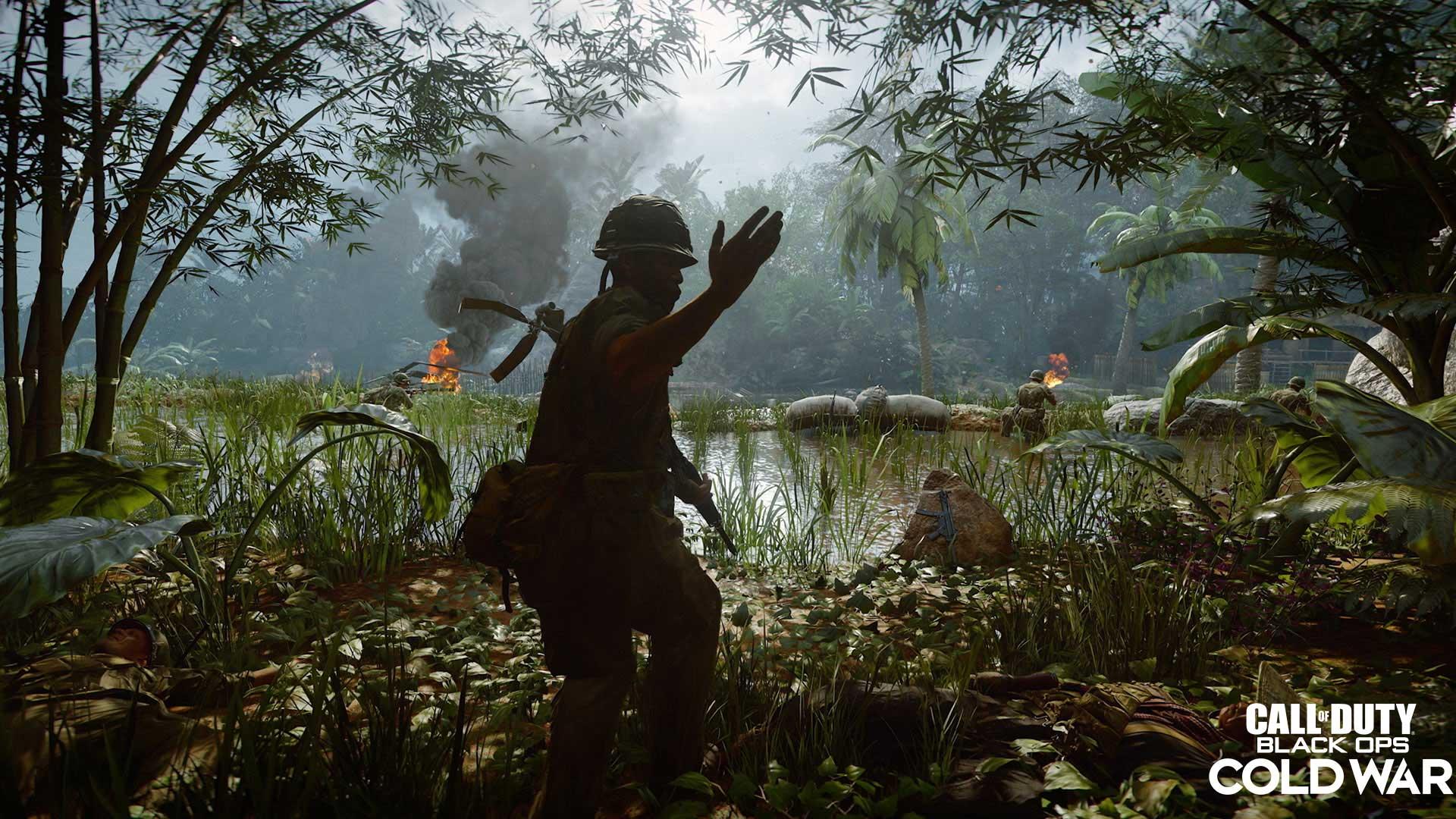 Call of Duty/ screen z gry