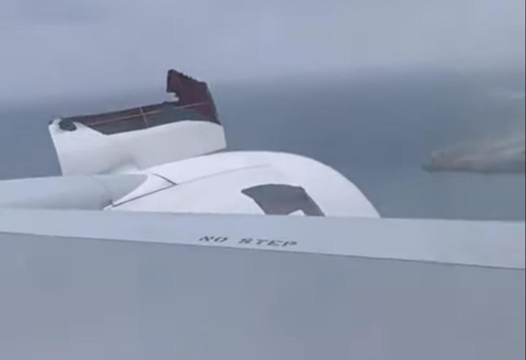 Silnik Boeinga 777 linii Japan Airlines
