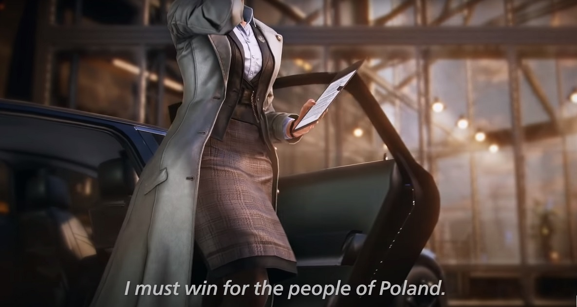 Premier Polski w Tekken 7