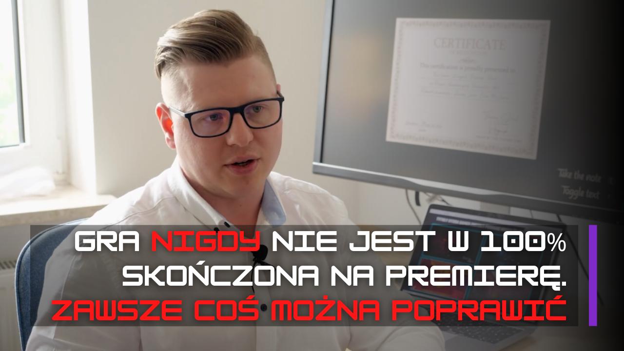 Kamil Kurkowski, prezes Hydra Games