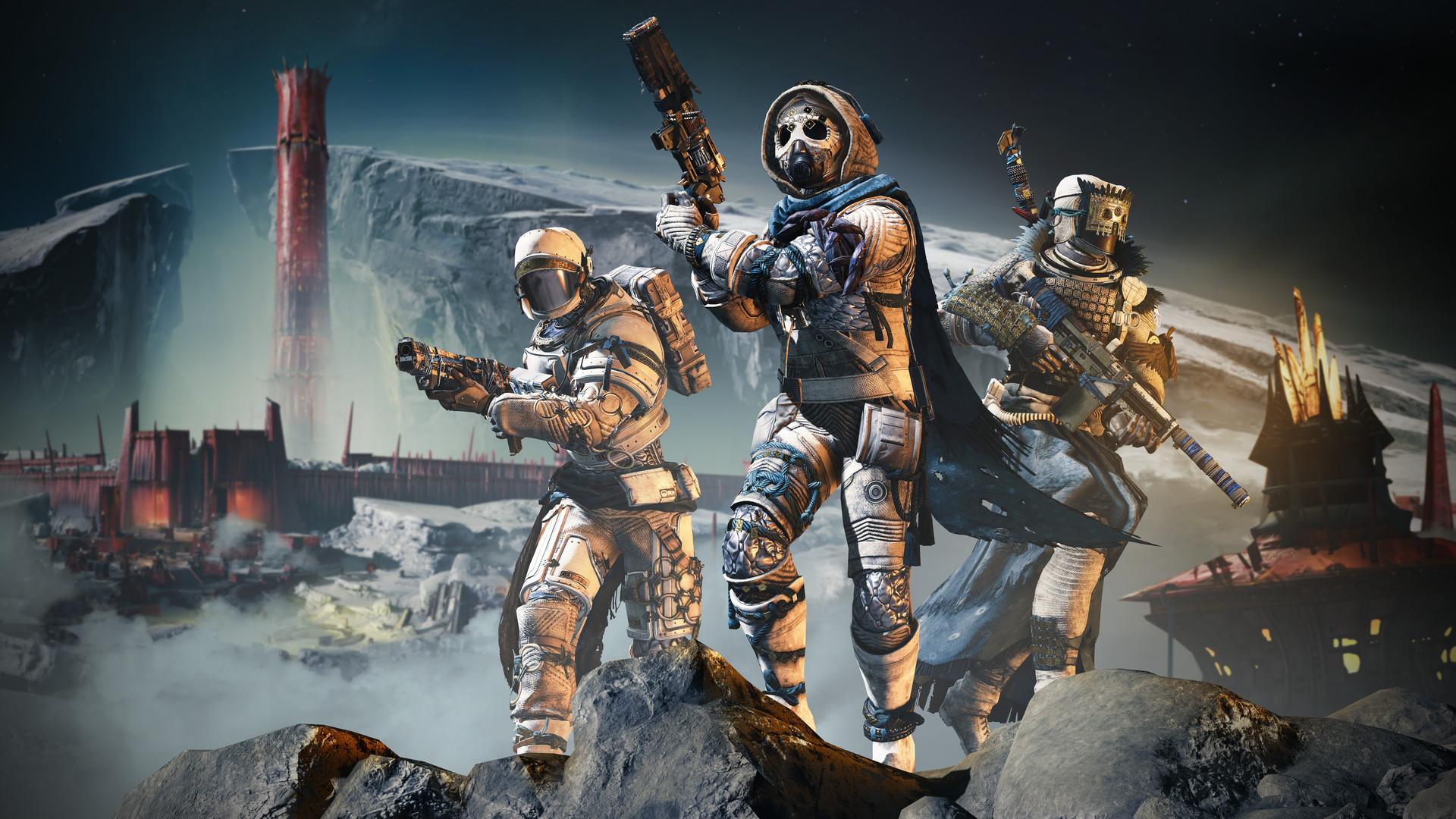 Destiny 2 oficjalny plakat