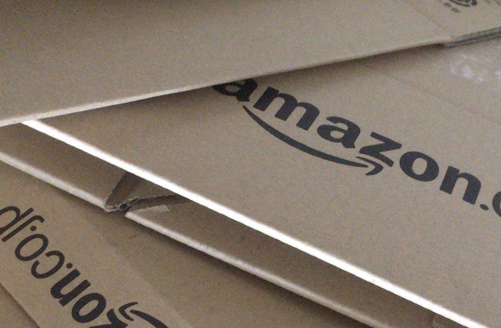 Kartony Amazon