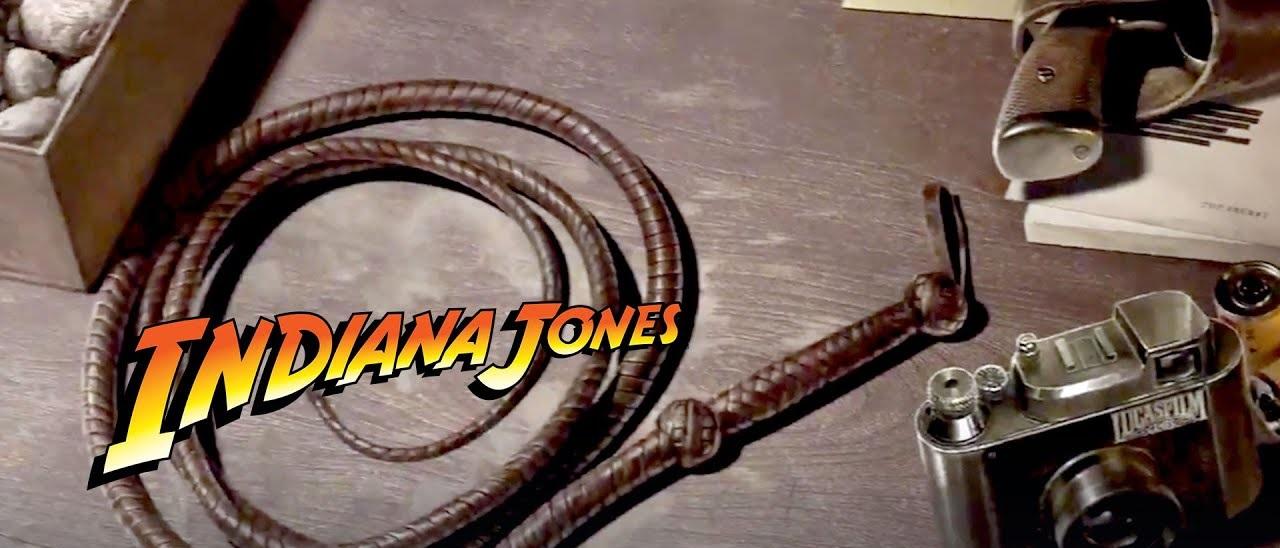 Nowa gra Indiana Jones
