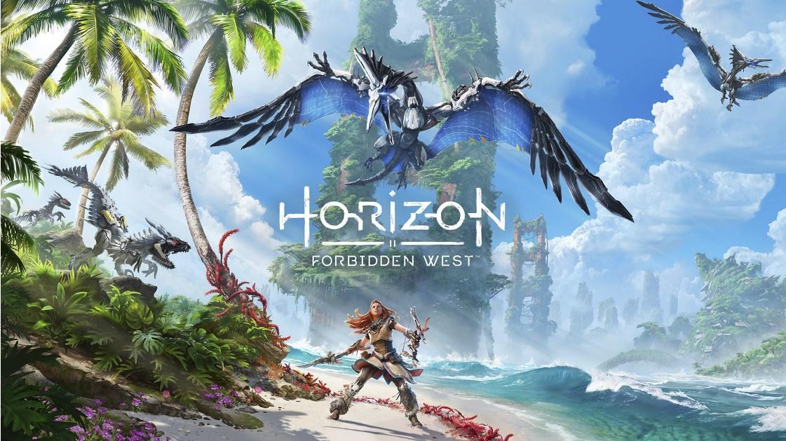 Horizon Forbidden West - plakat