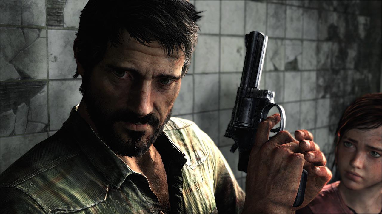 The Last of Us Joel i Ellie