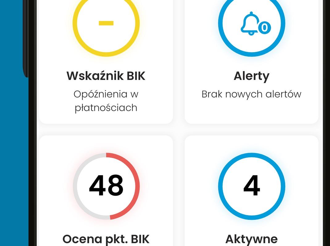 Aplikacja BIK